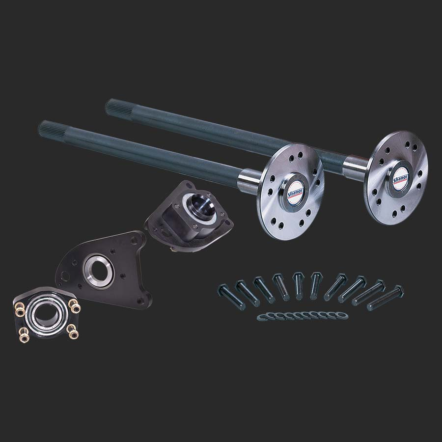 Strange race axle package eliminator kit & 1/2 stud kit 1994-2004.