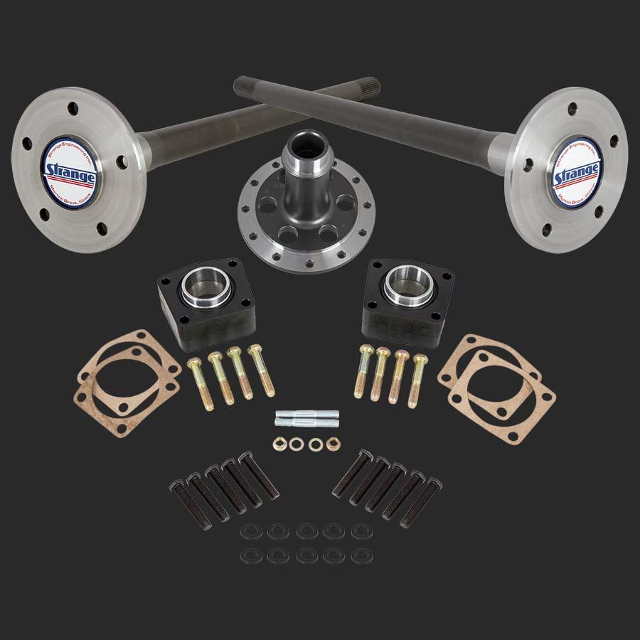 Hybrid axle spool package eliminator kit 1 2 stud kit gm 10 bolt 12 bolt