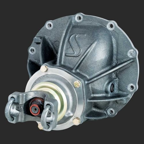 S-Series Nodular Iron Case Assembly | Daytona Pinion Support with Differential | Standard Gear & 1350 Series Yoke-PRF130-PRF135
