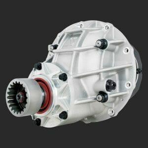 HD Pro Aluminum Case Assembly | Aluminum Support with Lightweight Steel Spool | Standard Gear & Female Coupler, PRF182 PRF186 PRF190