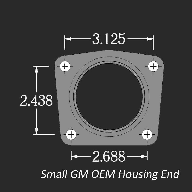 Small GM OEM End
