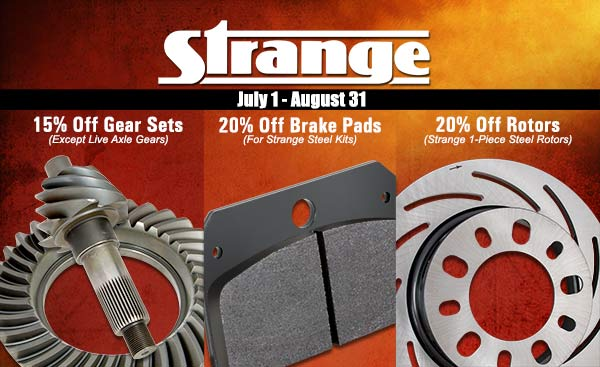 Gears, Brakes, Rotors