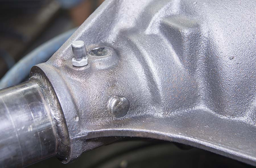 Dana 60 Gear Installation - Strange Engineering