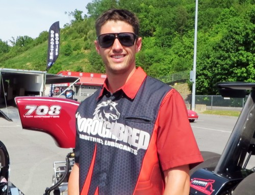 John Taylor Jr. Talks on his Top Dragster Strange Set-Up