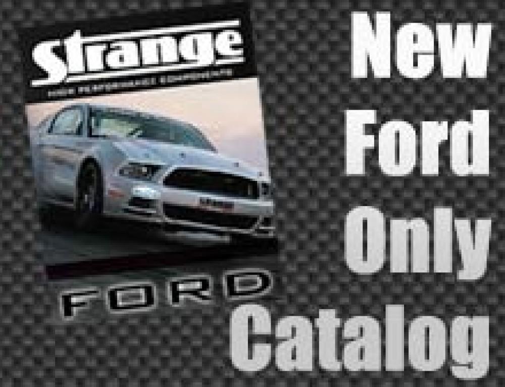 Ford Mini Catalog