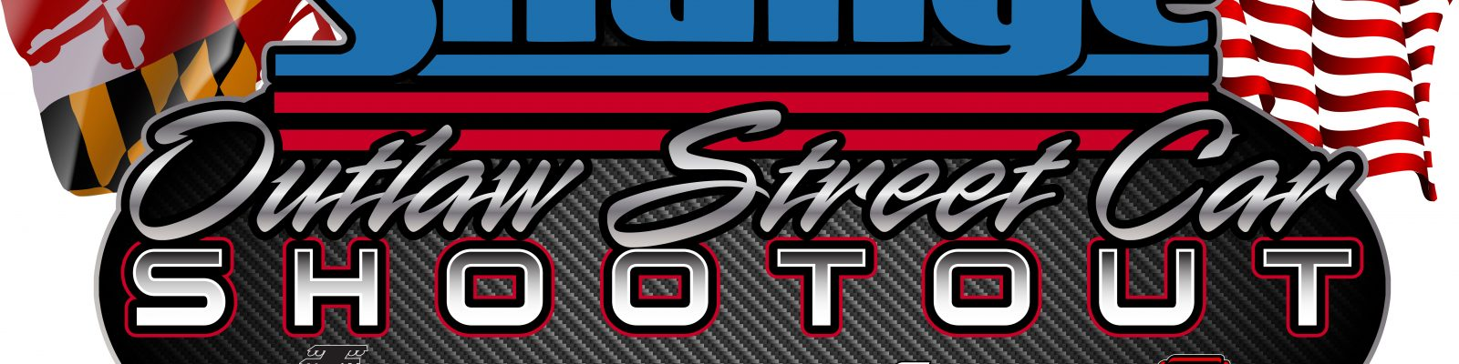 Cecil County Street Car Shootout sticker