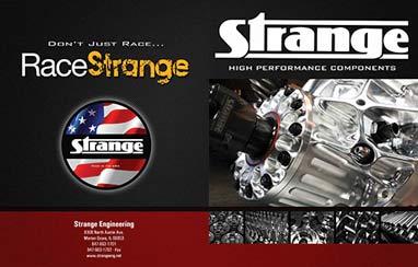 Strange Catalog