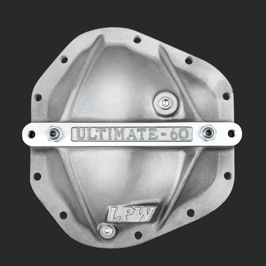 Lpw Aluminum Ultimate Support Cover For Dana 60 S60