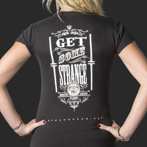 T-Shirt Get Some Strange Vintage