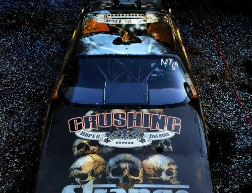 Strange Engineering teams up with Phil Shuler and Stevie Fast Jackson to unveil the new SHADOW graphics!