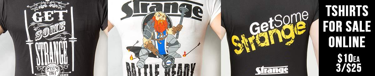 strange tshirts