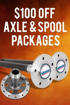 axle spool sale