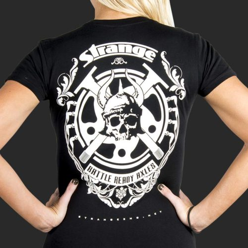 Battle Ready Axles T-shirt