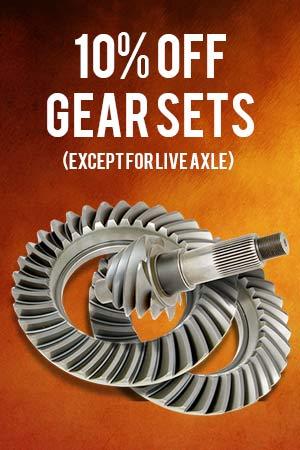 rear gear set sale