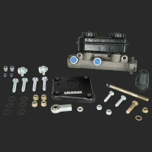 Manual Brake Conversion Kit | For 1979-1993 Mustang-B3359M