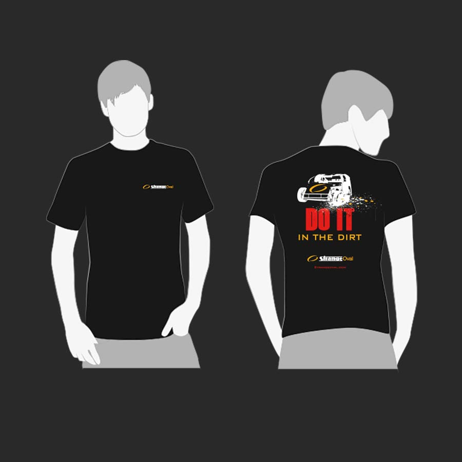 oval Racing T-Shirts