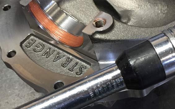 Ford 9 inch Torque Specs - Ford 9 torque specs- Strange