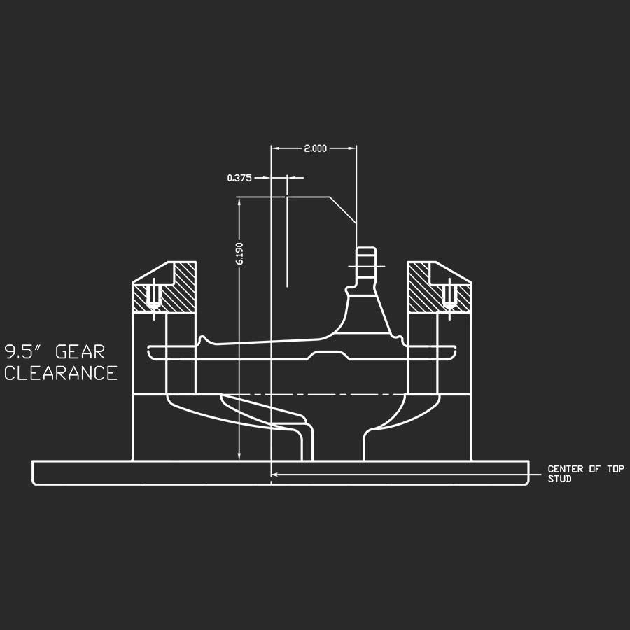 9.5 Gear Clearance