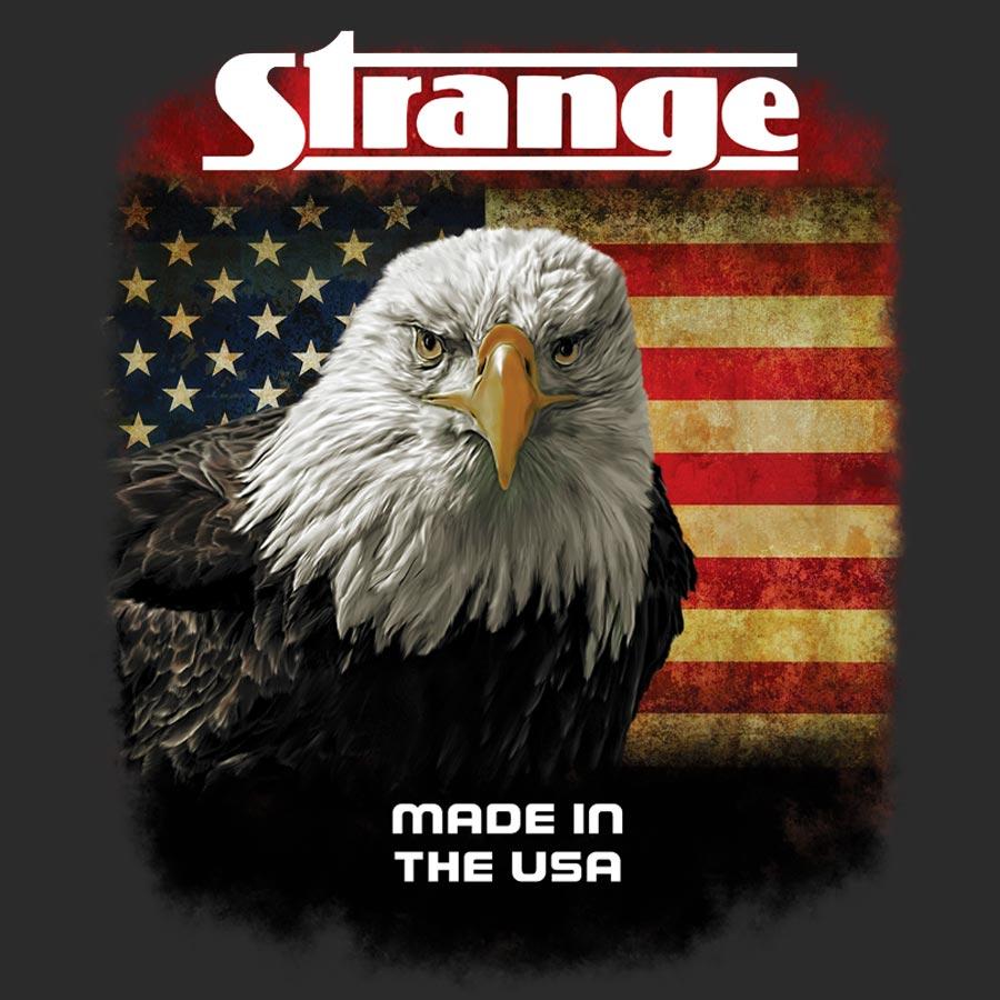 USA Drag Racing Tshirt
