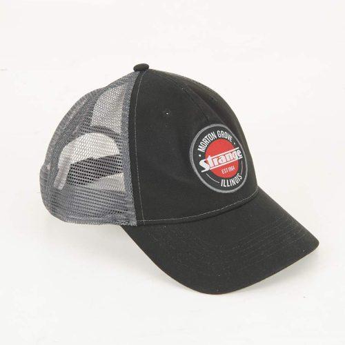Strange Trucker Hat2