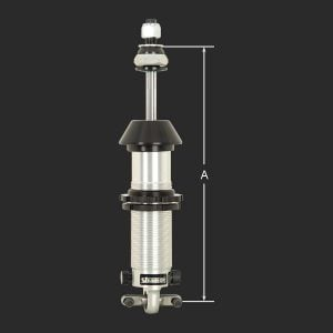 Double Adjustable Front Coil-Over Shock | Multiple GM Applications - Spring Sold Separately-S5065-1